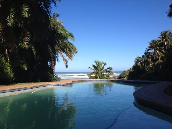 Mazeppa Bay, South Africa: a very tranquil pool