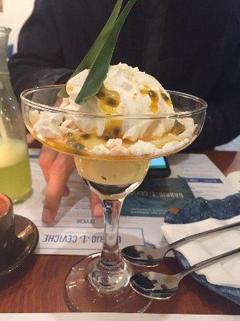 Ceviche Seafood Kitchen Foto