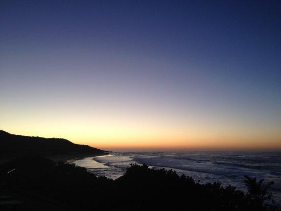 Morgan's Bay, Νότια Αφρική: sunrise