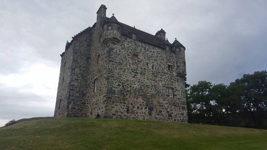 Glenisla, UK: Forter Castle
