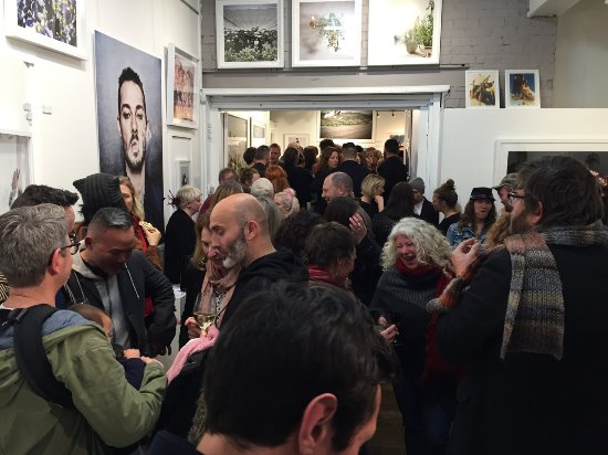 Blackheath, Australia: Harold David | Survey Exhibiton Opening Night!