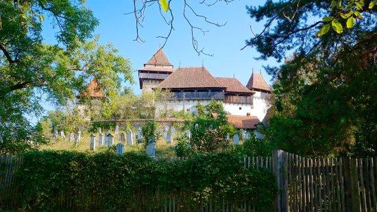 Befestigte Kirche - Viscri