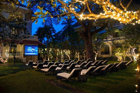Raffles Hotel Le Royal: Cinema Paradiso