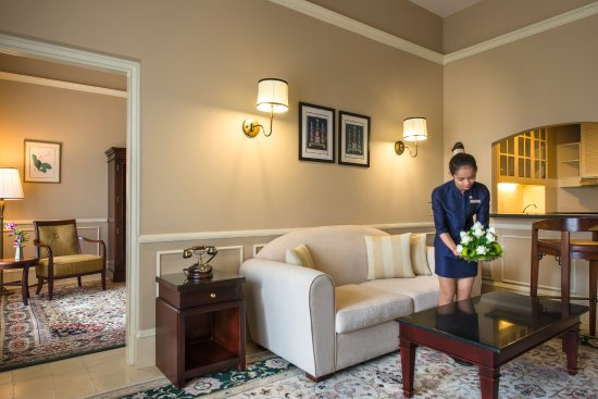 Raffles Hotel Le Royal: Suite: Executive Suite