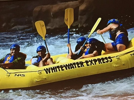 ‪Whitewater Express‬