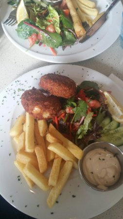Greater Newcastle, Australia: Salmon