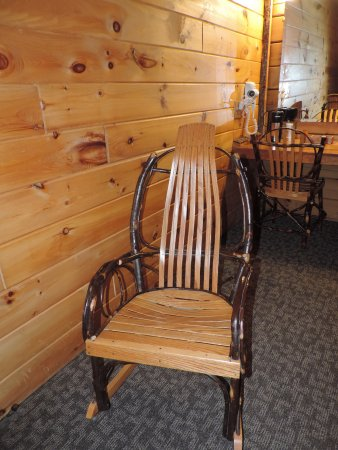 Jones Mills, PA: rustic furniture