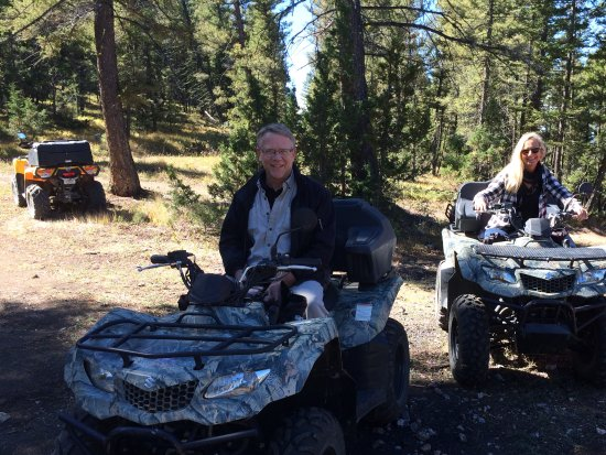 Montana ATV Adventures : Only accessible by ATV