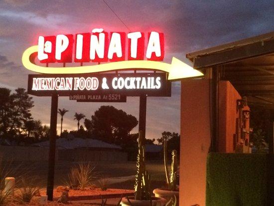 La Pinata Mexican Restaurant Phoenix