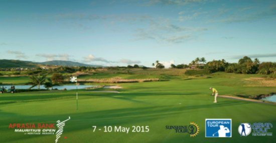 Heritage Golf Club: Afrasia Bank Mauritius Open