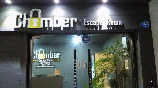 Suwon, Corea del Sur: Chamber Escape Room
