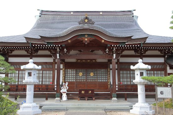 Daigakuin Temple
