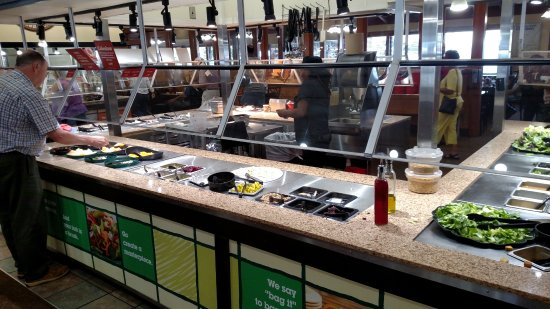 Douglasville, GA: Salad bar
