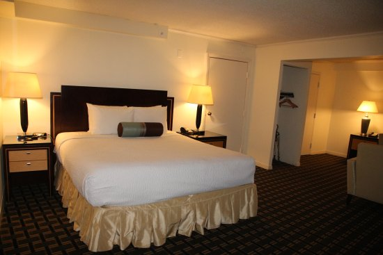 Bedford Plaza Hotel: King Suite