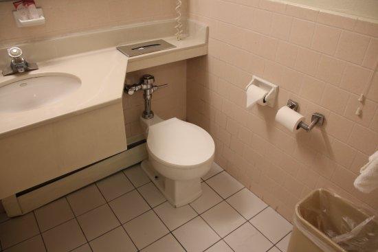 Bedford Plaza Hotel: Bathroom