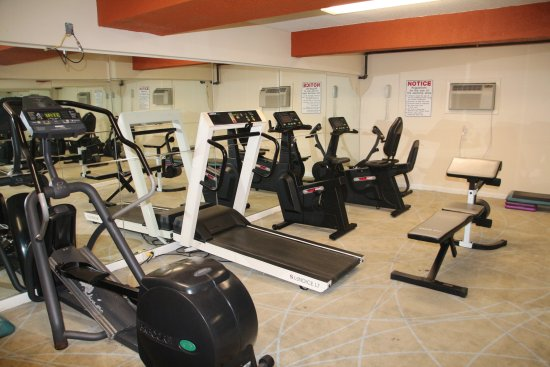 Bedford, Массачусетс: Exercise Room