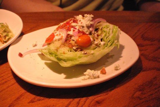 Springfield, OR: Wedge salad