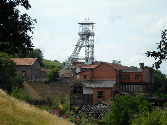 Musee de la Mine et de la Mineralogie de Saint Pierre la Palud