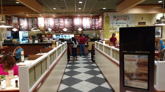 Questions and Answers about McAlister's Deli. Here's what people have asked and answered about working for and interviewing at McAlister's Deli.