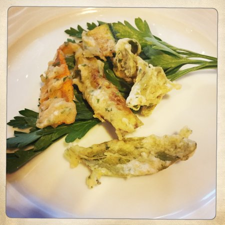 La Montagnola: Delicious Food!