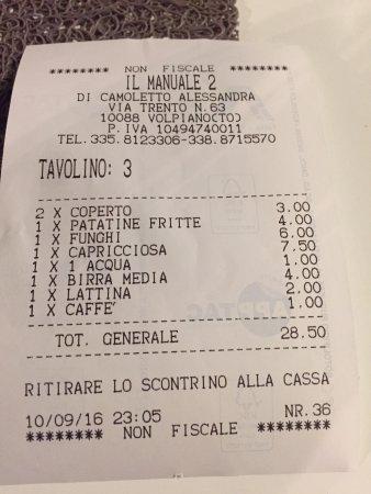Volpiano, Italia: Il Manuale 2