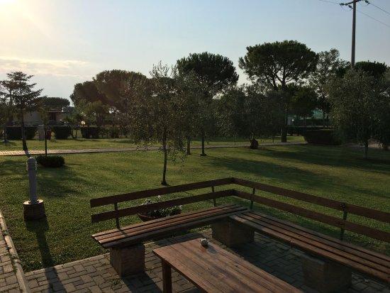 Resort Capalbio : Colazione