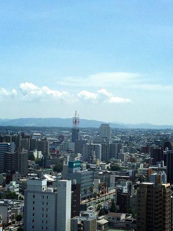 Kurume, Japan: 久留米市庁舎より