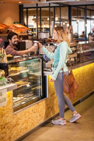 Brookvale, Australien: Organic Coffee
