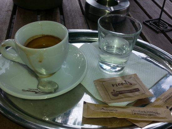 Regione di Bratislava, Slovacchia: coffee