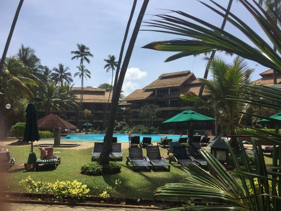 Royal Palms Beach Hotel : Perfect holiday