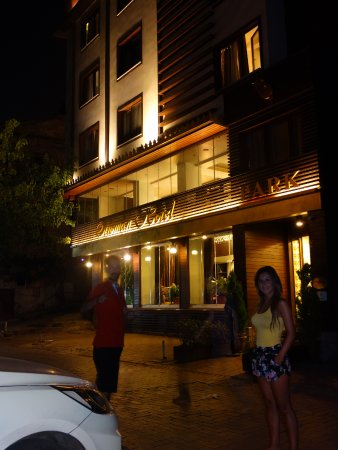Ottoman Hotel Park Image