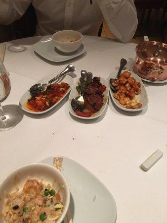 Chinese Restaurant In Ebury Street