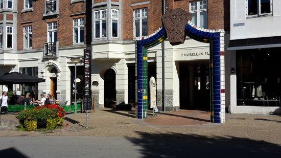 Hjoerring, Dania: Eingang