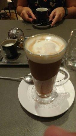 Wenduine, Bélgica: Italian coffee