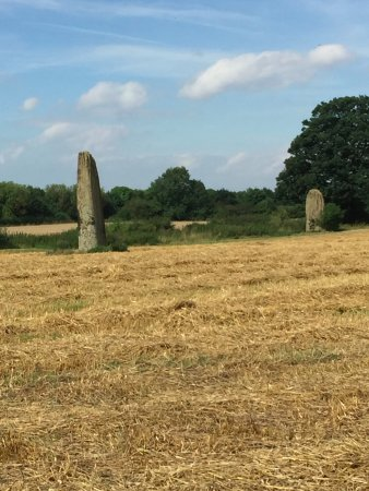 Boroughbridge, UK: Devils Arrows