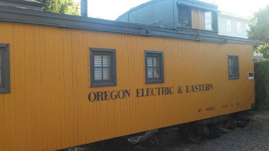 Oregon Electric Station: 20160904_175245_large.jpg