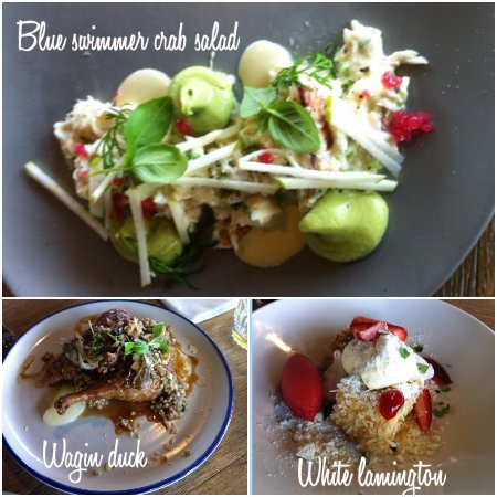 Swanbourne, Australia: lunch at the shorehouse