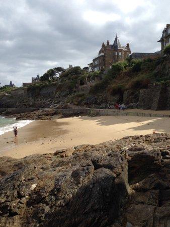 Plouer sur Rance, Prancis: Dinard coastline