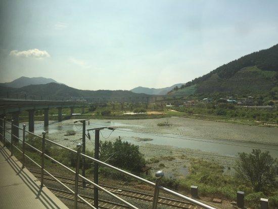 KTX (Korea Train eXpress): photo0.jpg