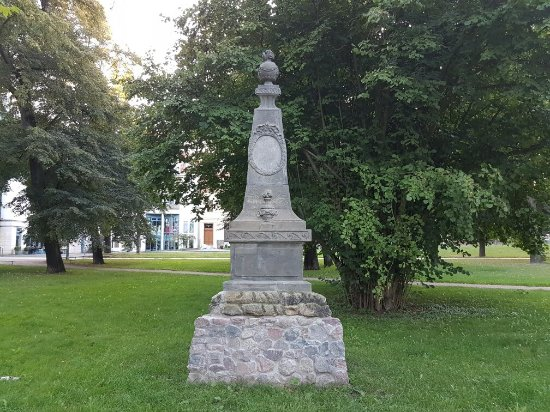 Grabdenkmal für Dorothee Elisabeth Krüger
