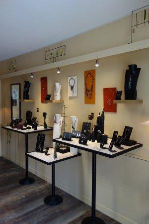 Ла-Рош-Посе, Франция: Boutique d'artisanat d'art