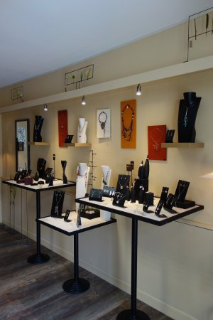 La Roche-Posay, Francia: Boutique d'artisanat d'art