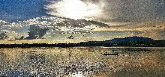 The Nordic Villa: Jabi lake, a 10 minute walk.