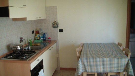 Residence Tre Trilo&Suites: Angolo cottura