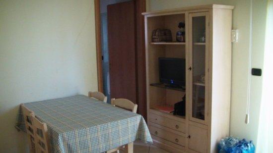 Residence Tre Trilo&Suites: Soggiorno