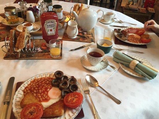 Wedmore, UK: Fantastic breakfast!