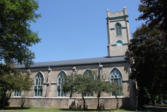 Cobourg, Canadá: St Peter's