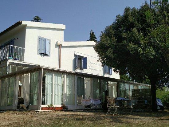 Gabbro, Itália: Locanda di Terramare - Naturist B&B in Tuscany