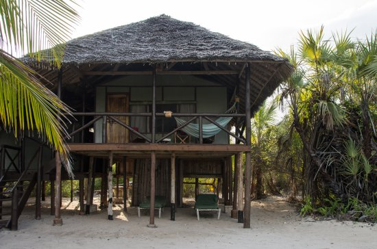 Saadani National Park, แทนซาเนีย: Simply Saadani Room