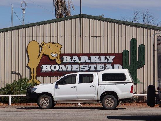 The Barkley Historic Homestead: Barkley Homestead